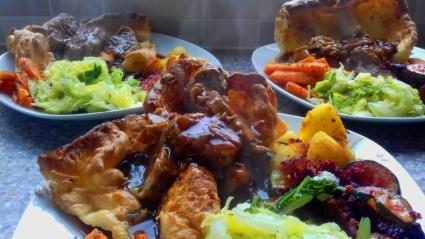 Herb Braised Pork Loin recipe