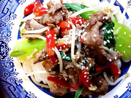 Chinese Sticky Pork