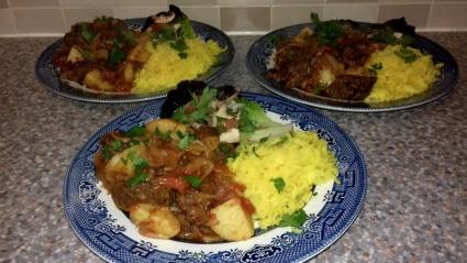 Bangladesh style Kalija Curry (Spicy Chicken Liver) recipe