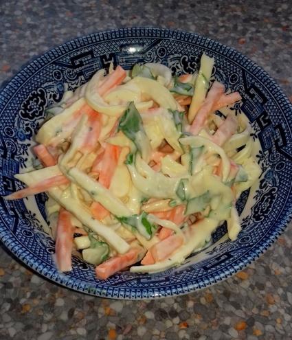 Coleslaw with Lemon recipe