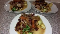 Chilli Pork Hock Casserole recipe