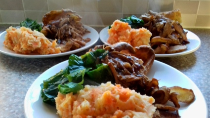 Pulled Pork recipe, Eat well on Universal Credit