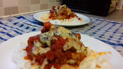 Trio of Sausage Passata Pasta